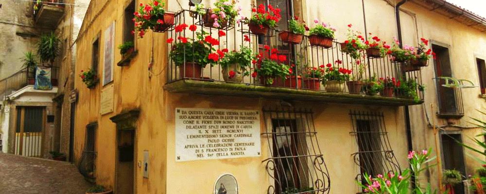 Casa Venna: Madre di San Francesco