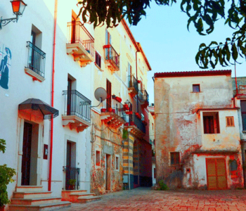Centro storico di San Lucido