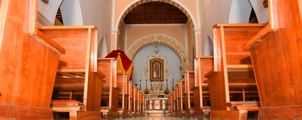 Navata Chiesa Centrale