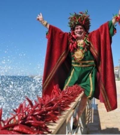 Il Peperoncino festival è tra i 36 più belli al mondo!